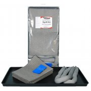 40 Litre General Purpose Spill Kit & Rigid Drip Tray